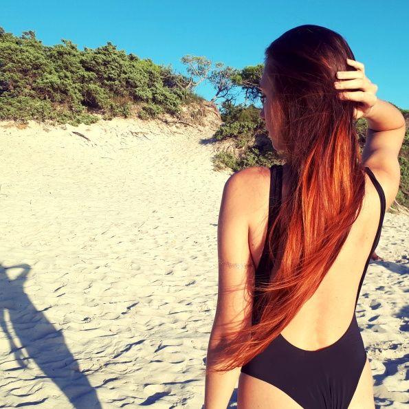 Janka Sabová recenzia prírodná vlasová kozmetika The Garden