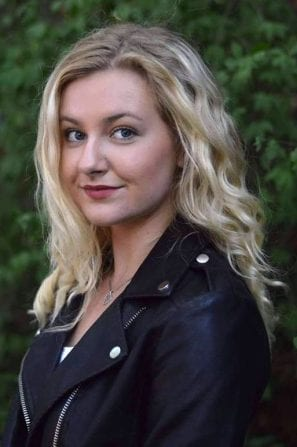 Nikola Rezacova recenze kosmetiky the garden FB profilovka